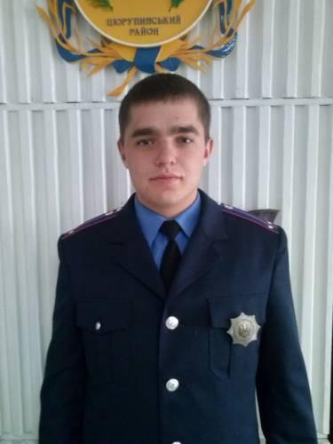 ДІМ лейтенант міліції Ніконов Сергій Миколайович